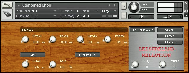 a free Mellotron plug-in? Yes, please....