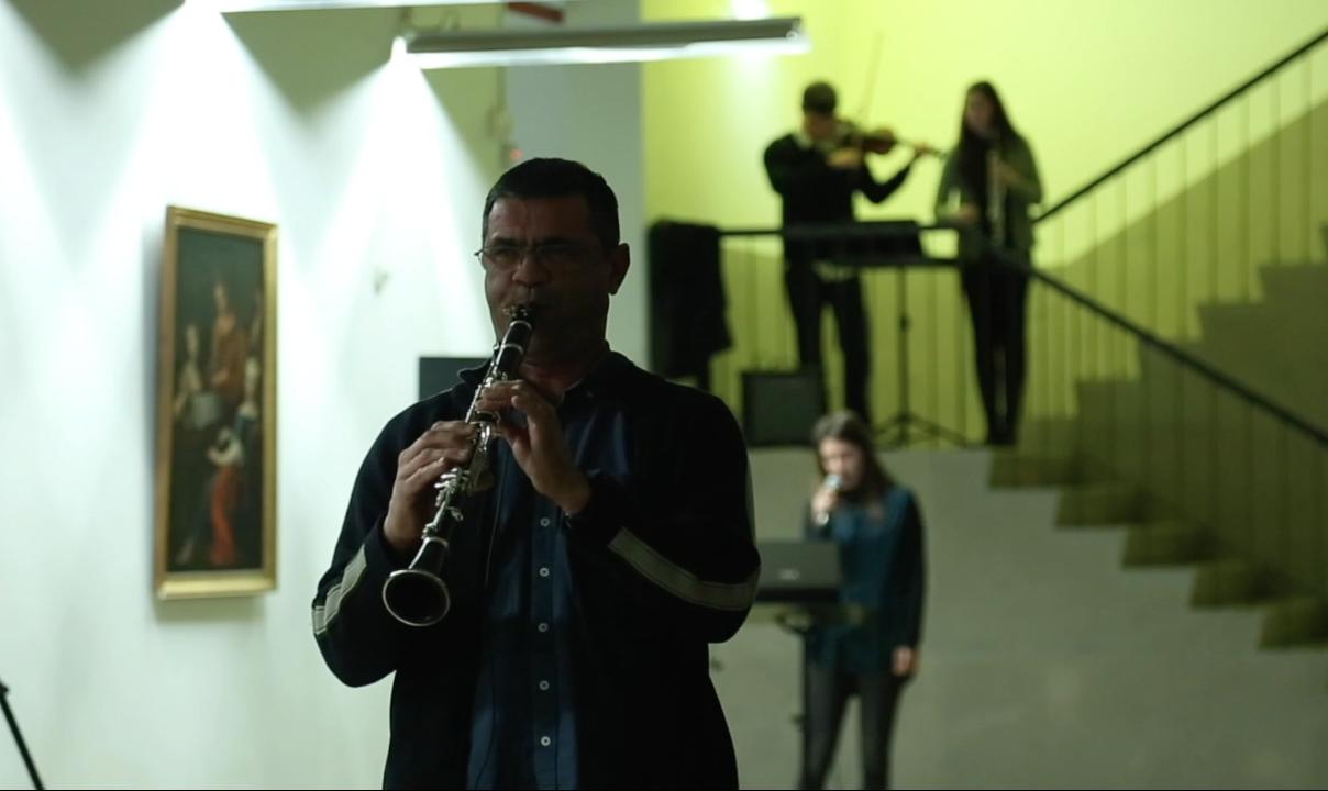 Comprovisação nº 5, ESML, Lisbon, 2016