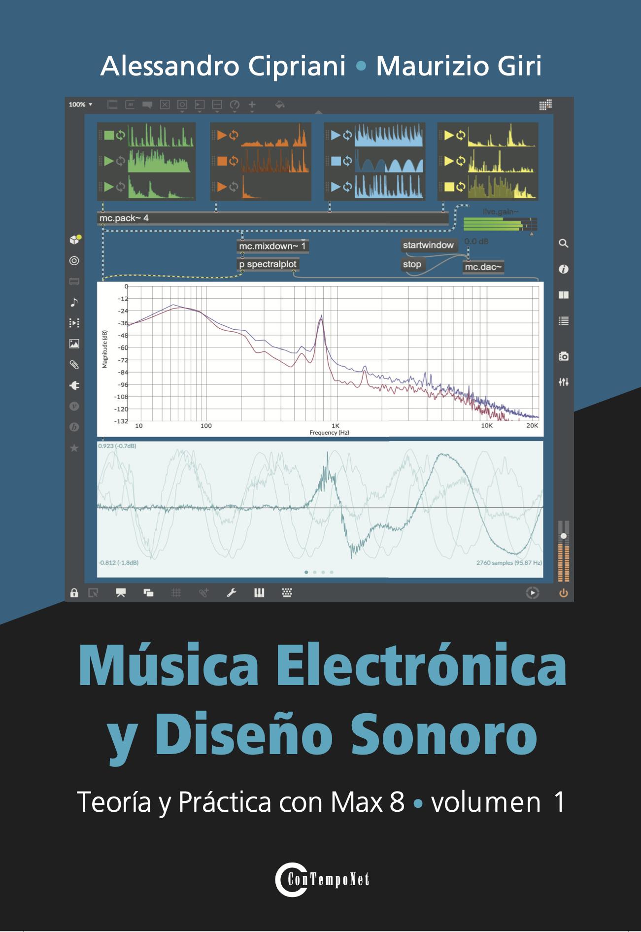 Música Electrónica y Diseño Sonoro - Teoría y Práctica con Max 8