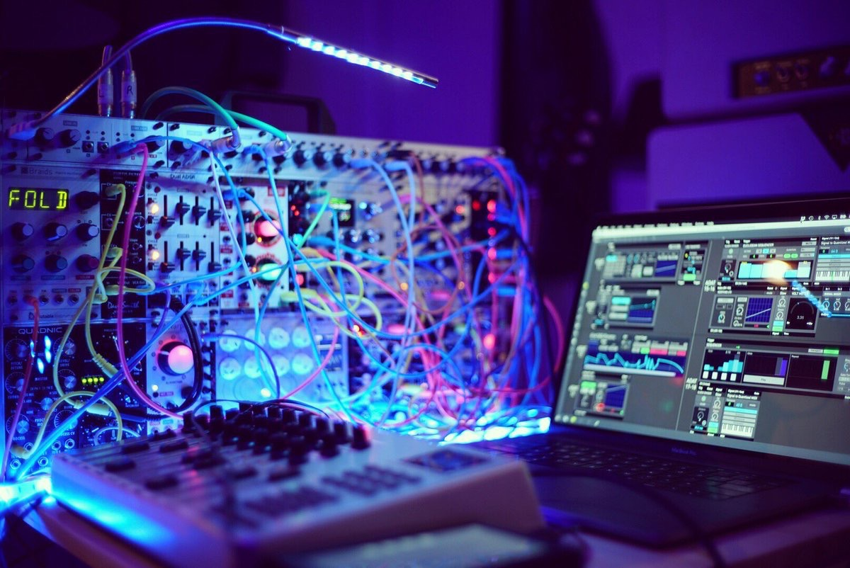 project eurorack modular synth with max msp beap cycling 39 74. Black Bedroom Furniture Sets. Home Design Ideas