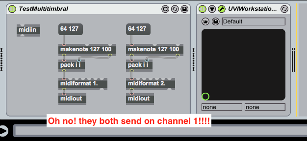midi channel out and multitimbral vst - Max For Live Forum