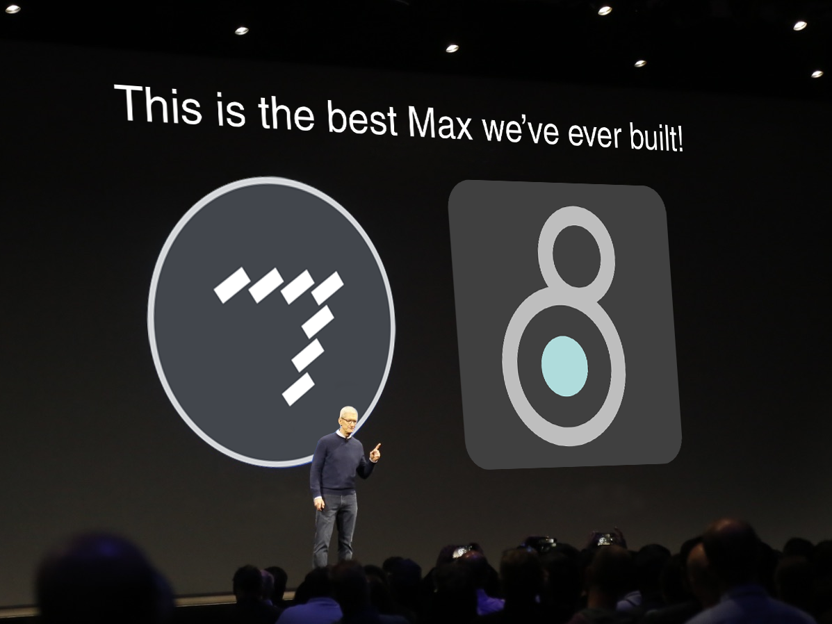 Max 8 launch event - September 2018 Keynote