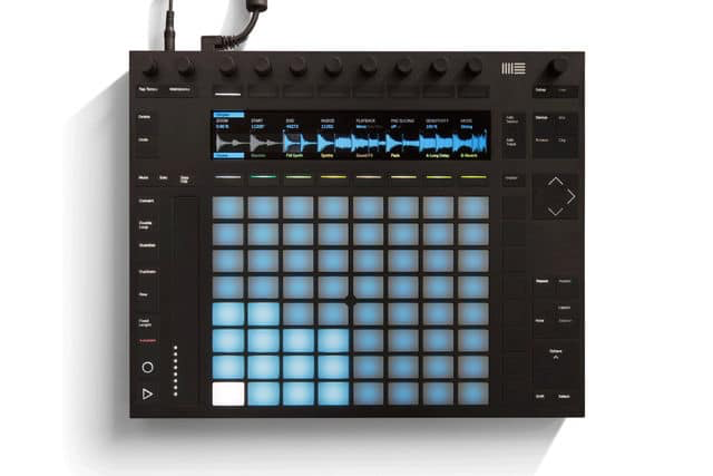 Article: Max for Live Focus: The Push 2 as a Max Controller