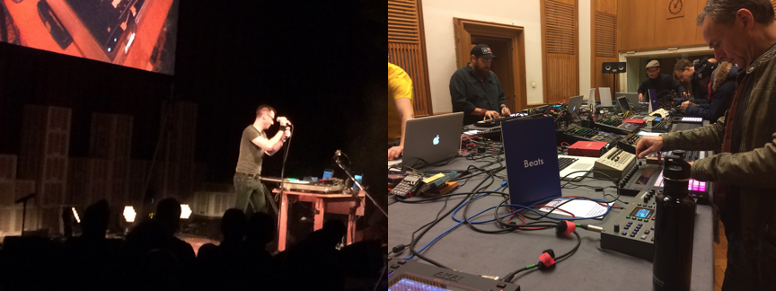 From SK Shlomo's beatboxing to pad-mashing in several easy steps....
