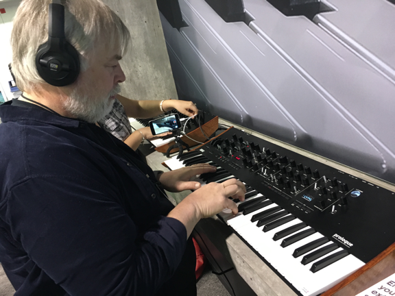 Article: On The Road: NAMM 2018   Cycling '74
