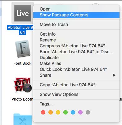 authorize ableton live 9.7.5
