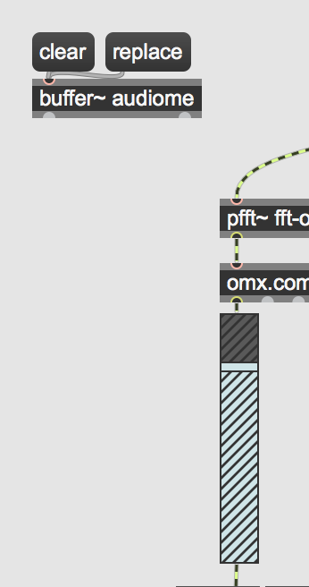fft patch in max for live ? - MaxMSP Forum | Cycling '74