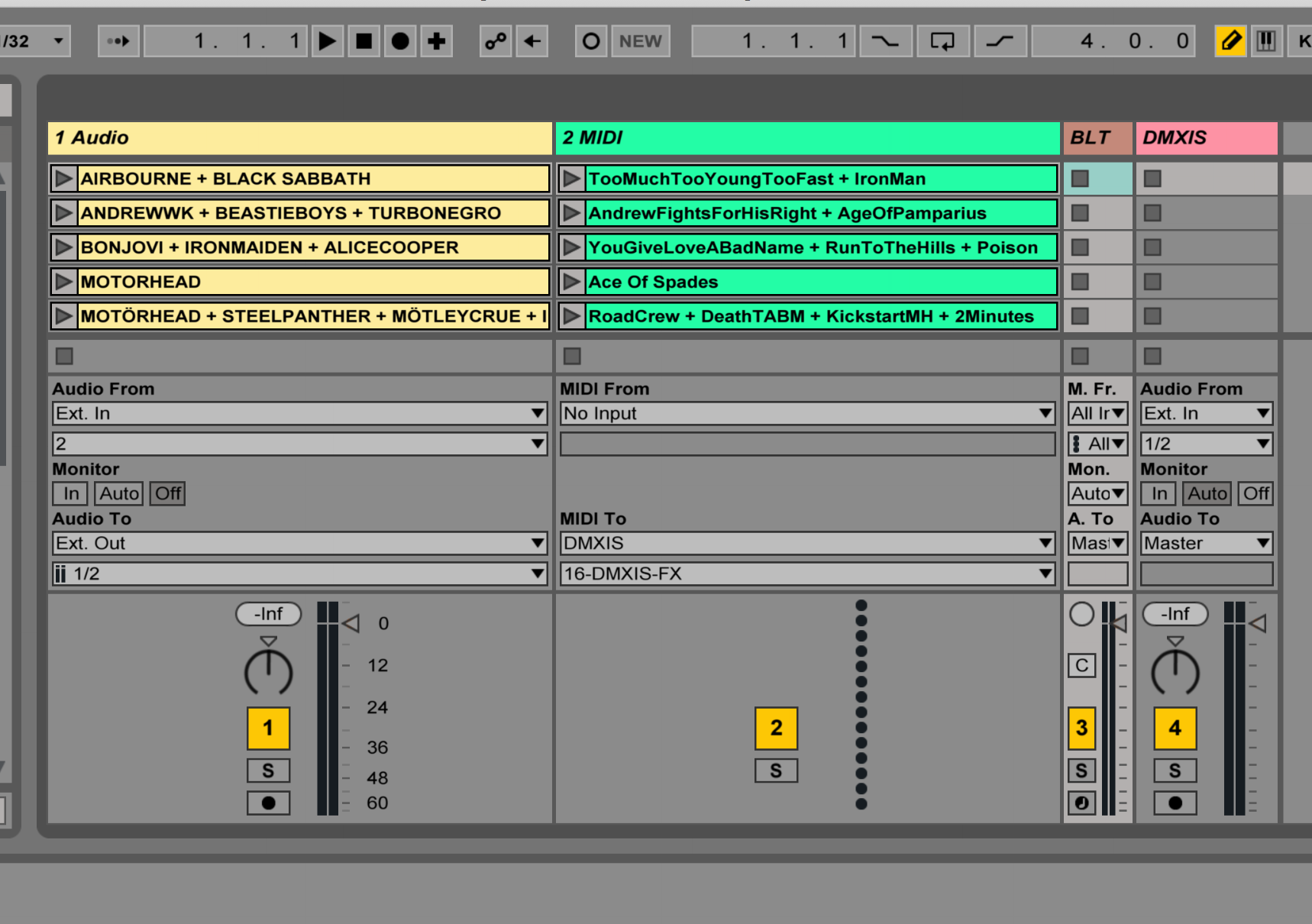 output MTC based on SMPTE? - MaxMSP Forum | Cycling '74