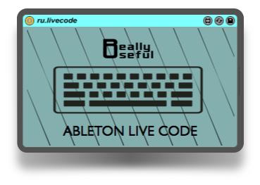 Ableton Live Code MFL Interface